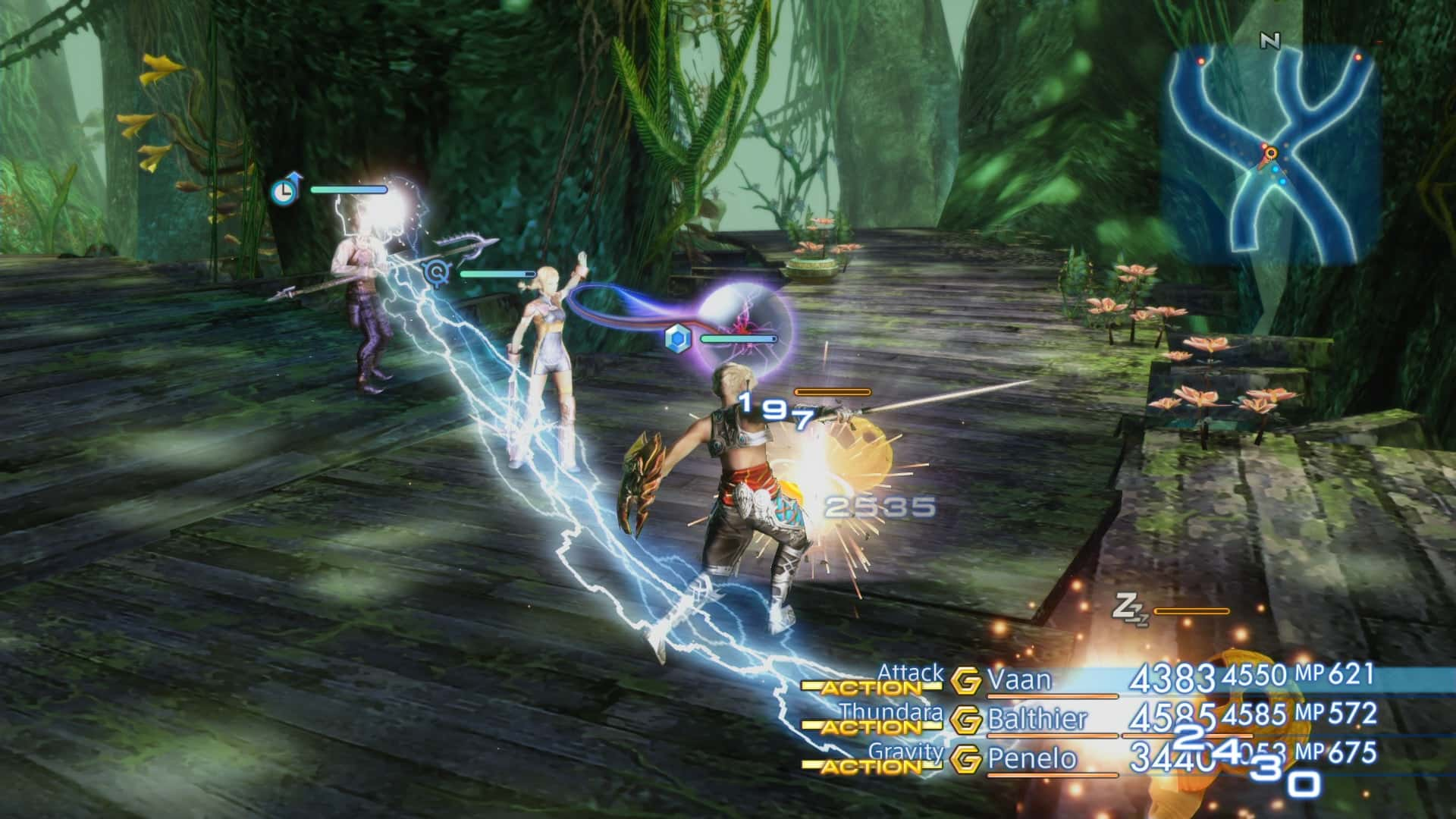 FINAL FANTASY XII THE ZODIAC AGE Screenshot
