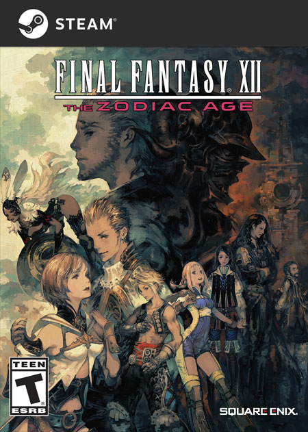 FINAL FANTASY XII The Zodiac Age PC Standard Edition