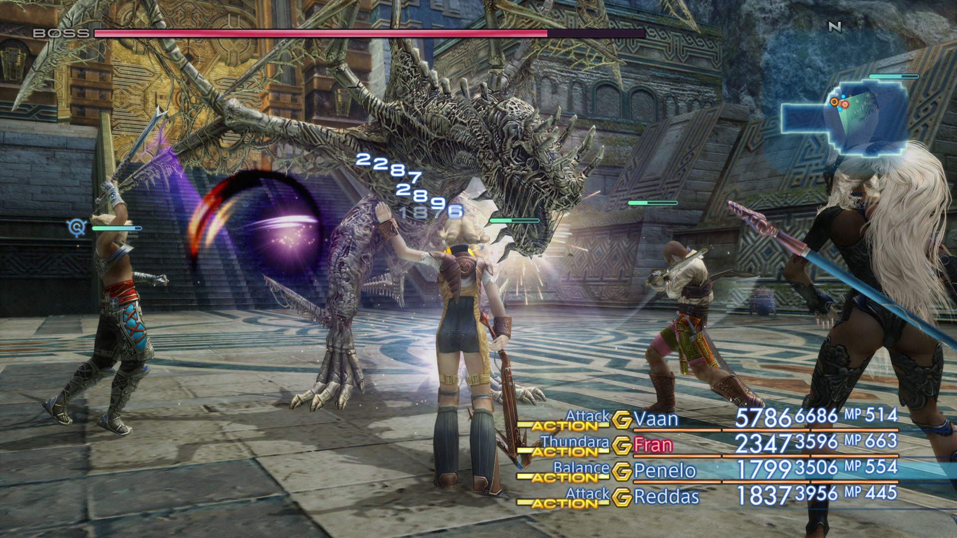 FINAL FANTASY XII THE ZODIAC AGE PC Edition Screenshot
